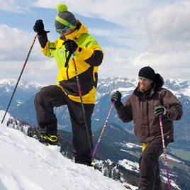 Schneeschuhwandern für Naturfreunde