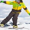 Snowboard Boxenslide