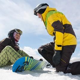 Snowboardkurs für Kinder (Miniboarder)