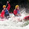 Kanu Wildwasser Spaß